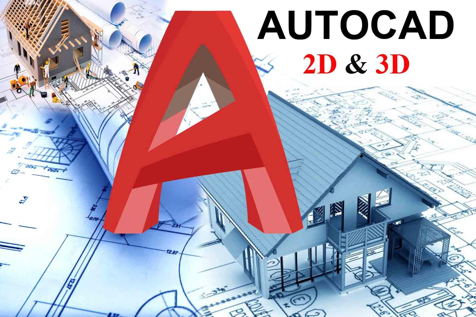 AutoCAD 2D-3D