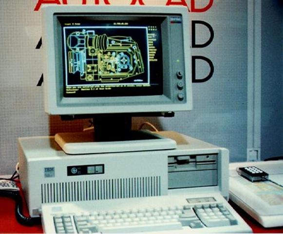 AutoCAD 1982